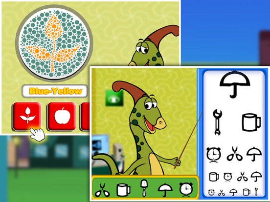 Dr. Dino -Doctor & Dentist games for boys girls для iPad