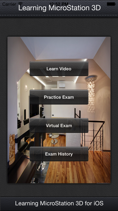 LearnFor MicroStation3D screenshot 1