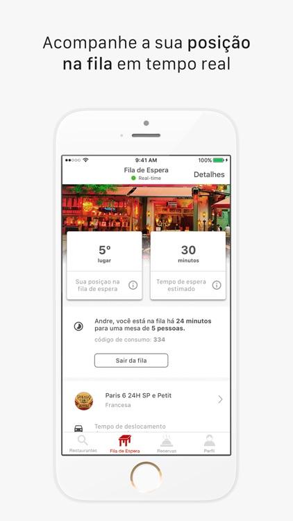 Get In - Reservas e Fila de Espera em Restaurantes