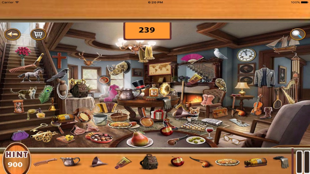 Hidden Objects : Photo Party Cheat Codes