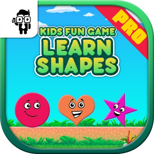 Pro Kids Fun Game Learn Shapes