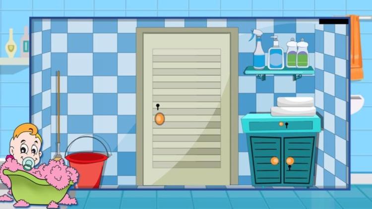 Comfort Room Escape screenshot-3