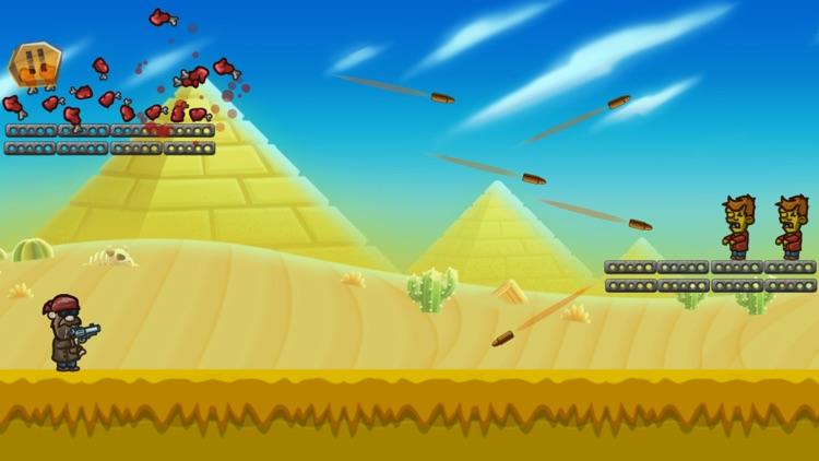 لعبة التصويب على الزومبي screenshot-3