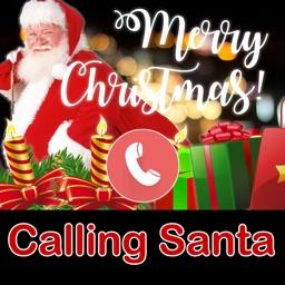 Free Phone Call from Santa! - Greeting from Santa
