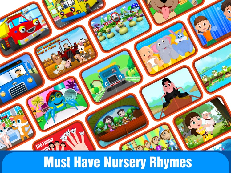 Tots Nursery Rhymes by Kids 1st TV