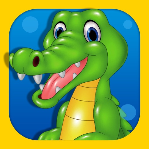 Kids Dinosaur Puzzles Games Toddler Jigsaw Puzzle iOS App