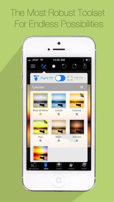 Paint FX: Foto Efectos EditorCaptura de pantalla de3