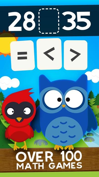 Animal Math Second Grade Math Games for Kids Maths | App Price Drops