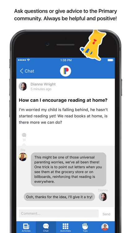 Primary - The App for Parents