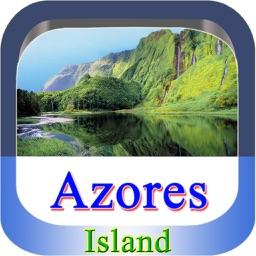 Azores Island Offline Map Guide