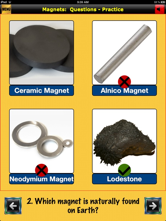 easyLearn Magnets | Physical Science HD screenshot-4