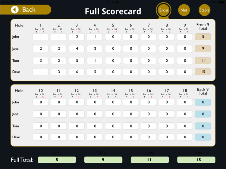Godstone Golf Club - Buggy screenshot-4