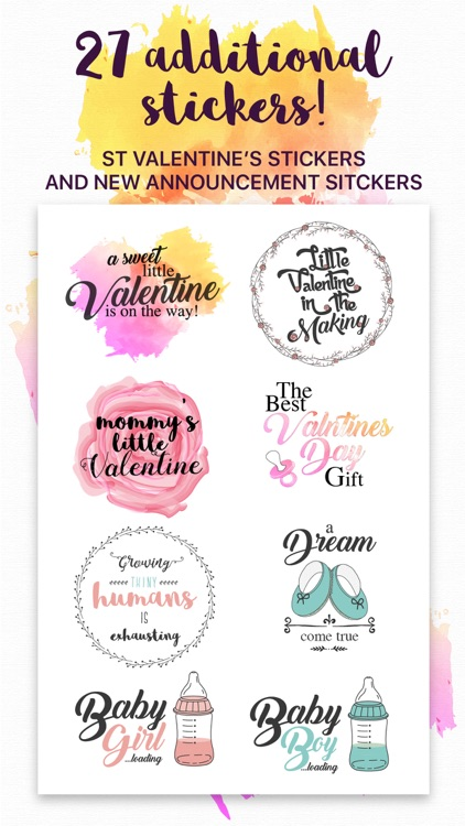 Babies Tales- Pregnancy Announcements & Milestones