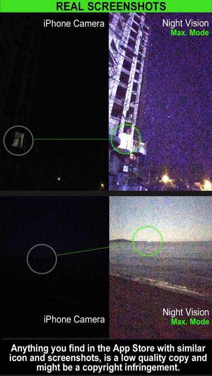 Night Vision Camera (Photo & Video)
