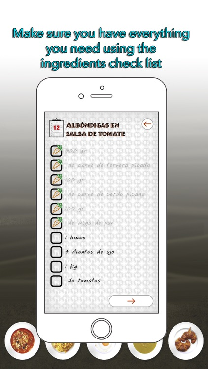 MR My Recipes - Recipes Organizer screenshot-3