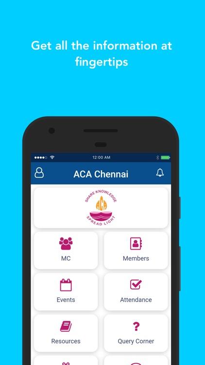 ACA Chennai