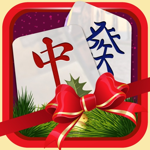 Holiday Mahjong 3D - Magic Christmas Puzzle Deluxe