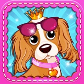 Little Girl Pet Fashion HD! Cute Princess Dress-Up