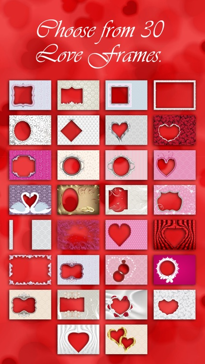 Valentine's Day - Personalized Love Cards Creator