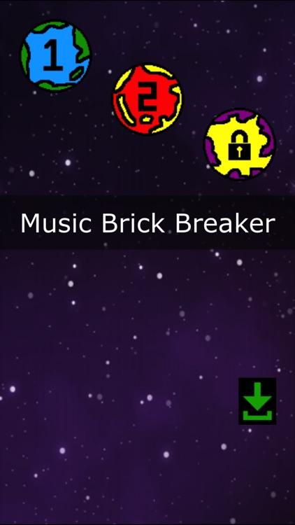 Music Brick Breaker
