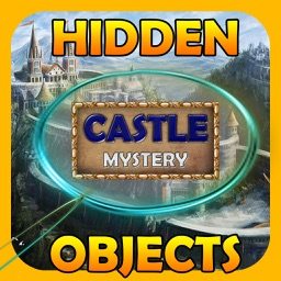 Castle Mystery Search And Find Objects Game