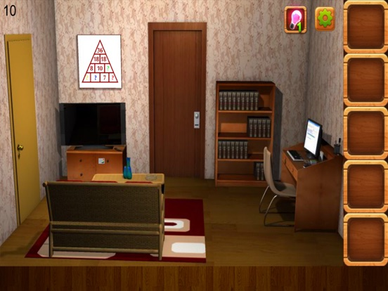 can you escape The Apartment-4 для iPad
