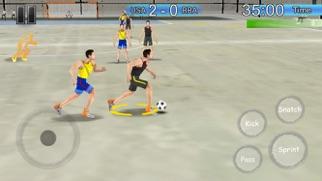 ストリートサッカーカップ - リアルプレイフットサル2017のスクリーンショット3