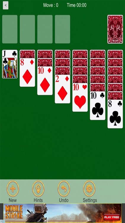 Solitaire - Fun and Easy Game screenshot-4