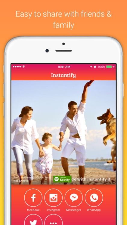 Instantify - photo video editor