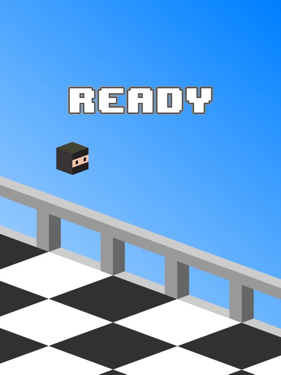Ninja Jump Challenge for Watch screenshot 8