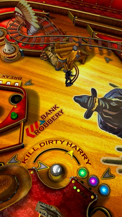 Wild West Pinball screenshot-3