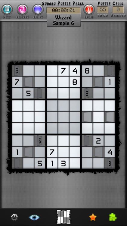 Sudoku Puzzle Packs screenshot-0