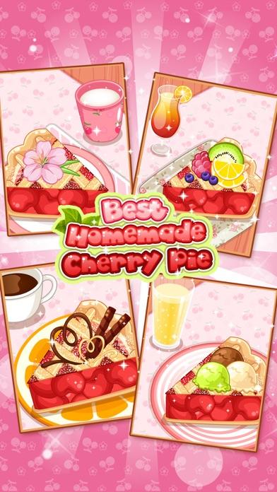 Best Homemade Cherry Pie - Cooking game for kids screenshot three