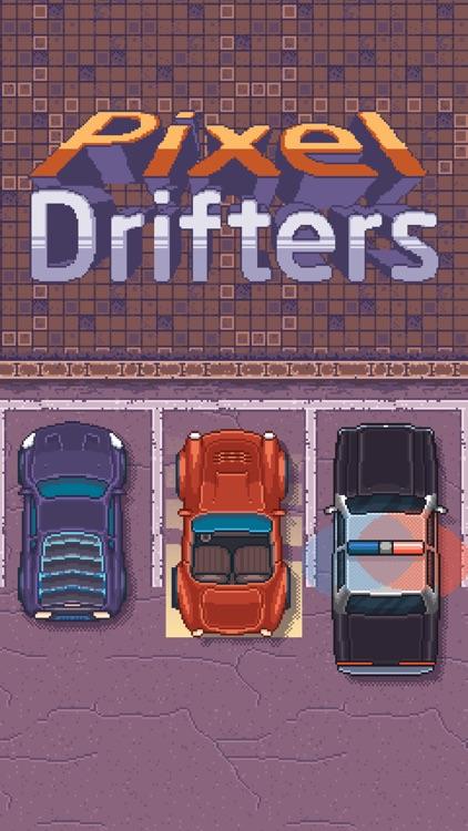 Pixel Drifters screenshot-4