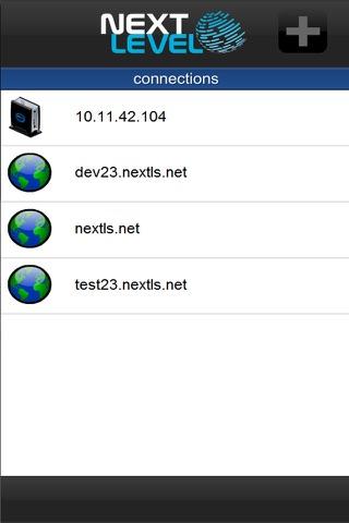 NextLevel - náhled