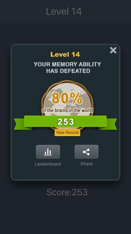 Memory Master plus screenshot-3