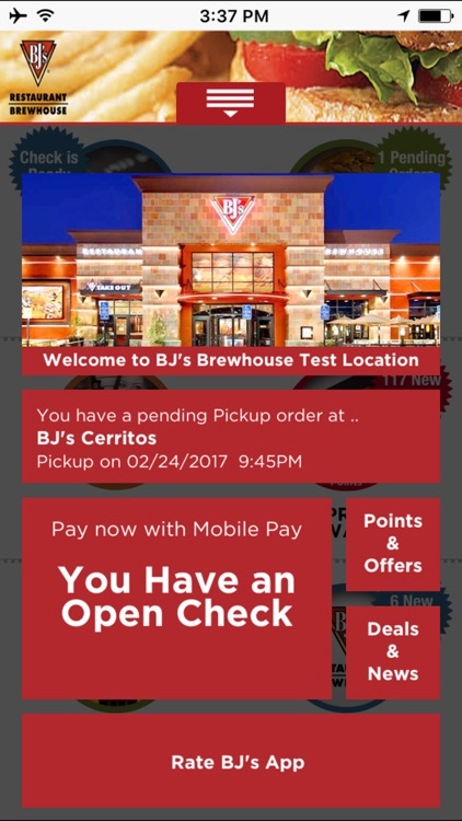BJ's Mobile App screenshot-3