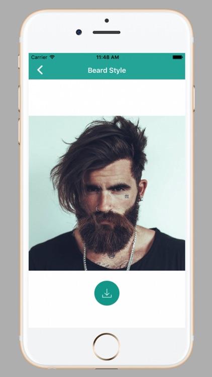 Beard Style Fashion screenshot-3