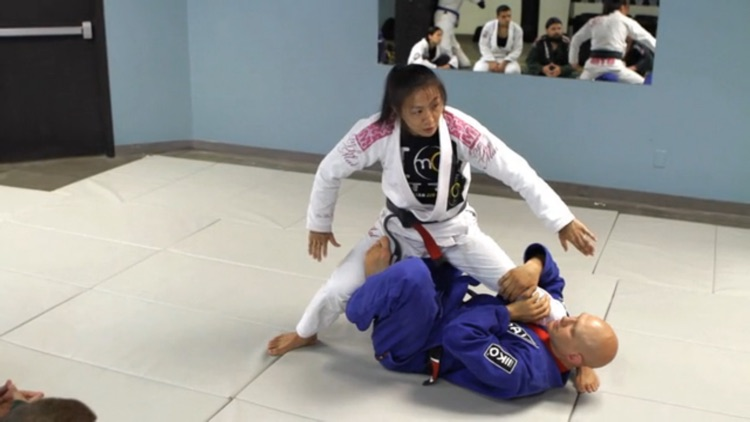 BJJ Q & A with Black Belt Emily Kwok, Bigstrong 4 screenshot-3