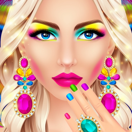 Top Model Makeover - Dressup, Makeup & Kids Games