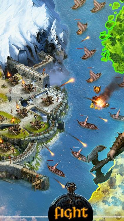 Vikings: War of Clans screenshot-3