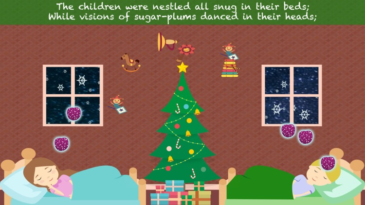 The Night Before Christmas Interactive Book