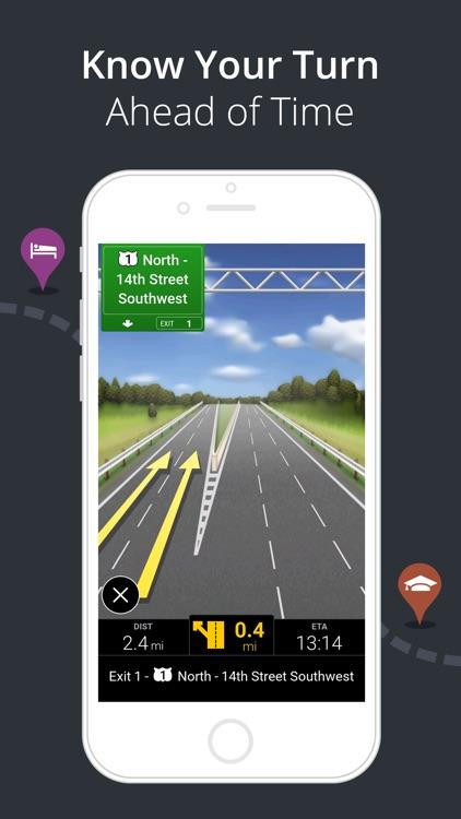 CoPilot GPS – Car Navigation screenshot-3