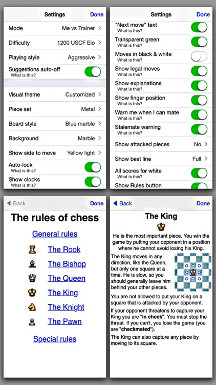 Free Chess App screenshot-4