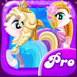 Pony Girls Friendship 2– Magic Dress Up Games PRO