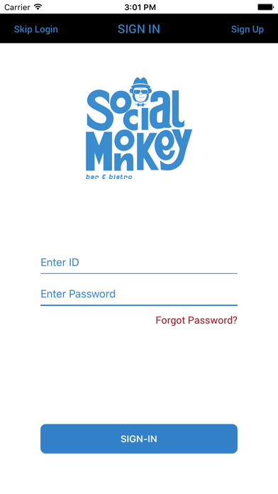 Social Monkey screenshot one
