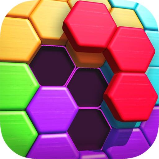 Fill Hexa Color Brain
