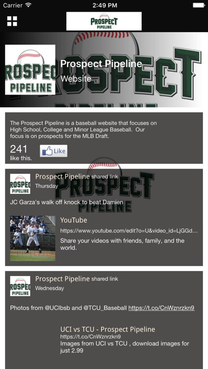 The Prospect Pipeline screenshot-2