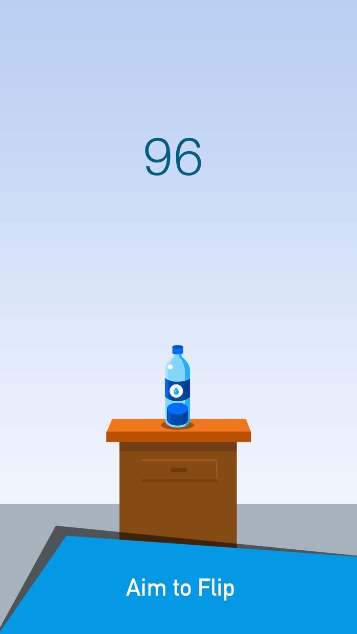 Water Bottle Flip Challenge - 2k16 Pro! Screenshot