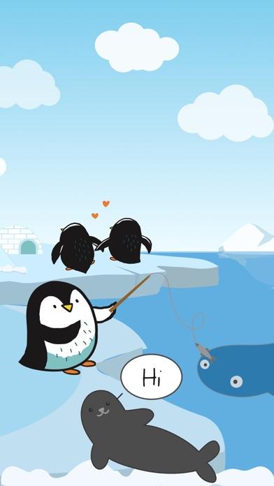 Pengi - Cute Penguin Pet Stickers